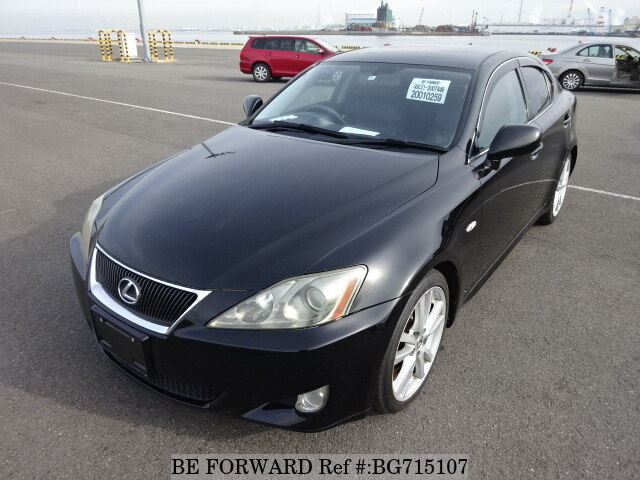 Used 2006 LEXUS IS BG715107 for Sale