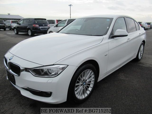 Used 2013 BMW 3 SERIES BG715252 for Sale
