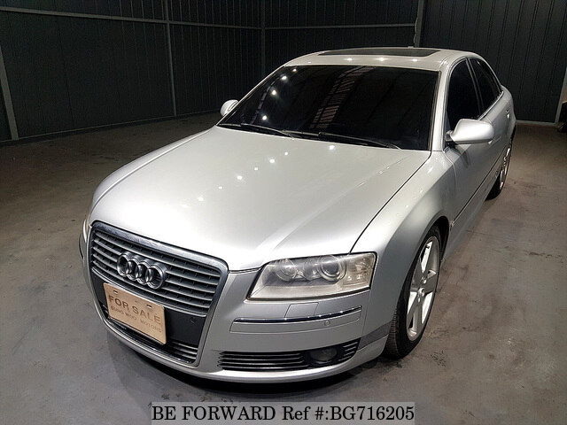 Used 2007 AUDI A8 BG716205 for Sale