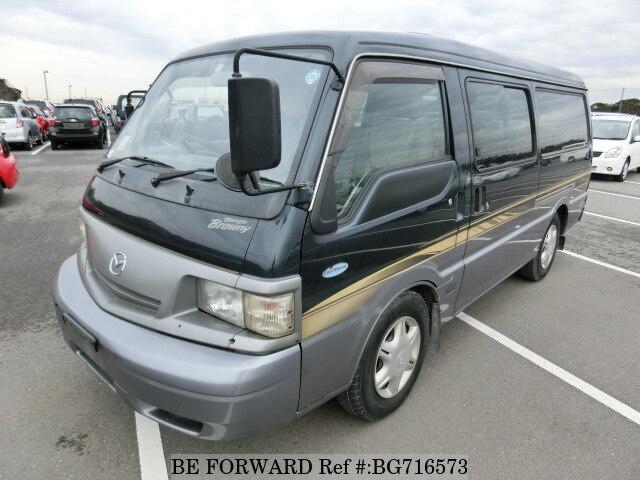 Used 2004 MAZDA BONGO BRAWNY VAN GL SUPER/KR-SKFHV for ...