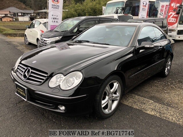 Used 2005 MERCEDES-BENZ CLK-CLASS BG717745 for Sale