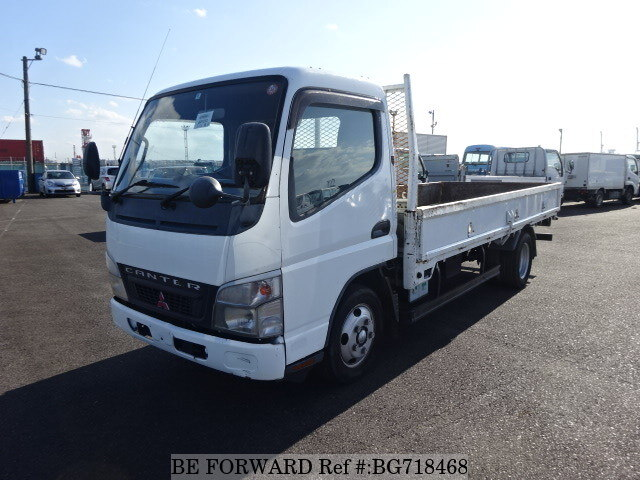 Used 2006 MITSUBISHI CANTER BG718468 for Sale