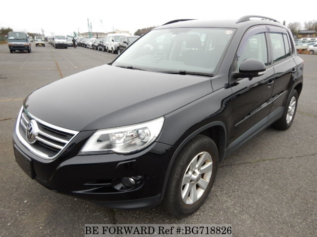 Used 2010 VOLKSWAGEN TIGUAN BG718826 for Sale