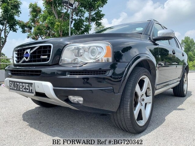 Used 2013 VOLVO XC90 BG720342 for Sale