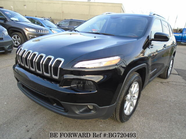 Used 2018 JEEP CHEROKEE BG720493 for Sale