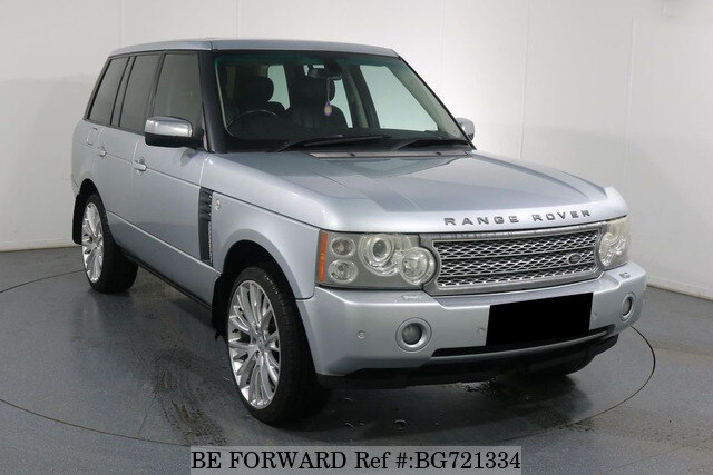 Land Rovers For Sale >> 2006 Land Rover Range Rover