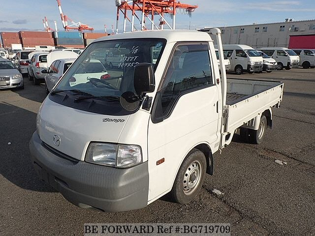 Used 2009 MAZDA BONGO TRUCK/ABF-SK82T for Sale BG719709 ...