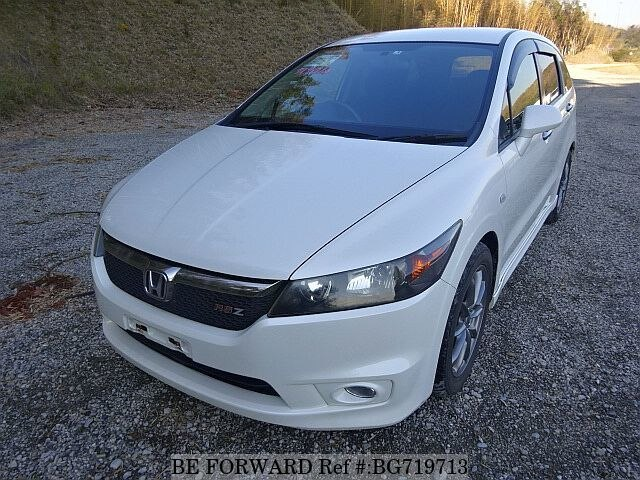 Used 2007 HONDA STREAM BG719713 for Sale