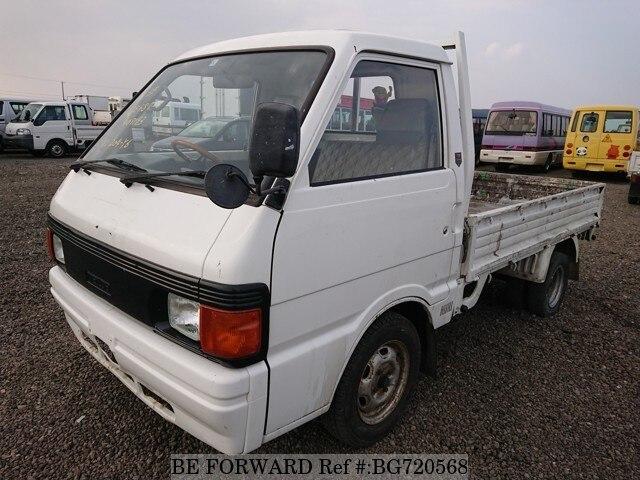 Used 1991 MAZDA BONGO TRUCK/S-SEF8T for Sale BG720568 - BE ...