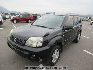 Used 2005 NISSAN X-TRAIL BG720919 for Sale