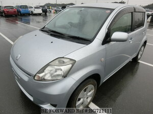 Used 2008 TOYOTA PASSO BG721111 for Sale
