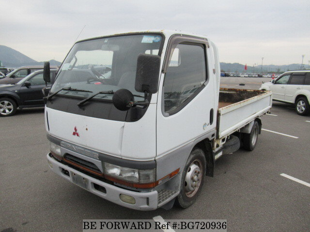 Used 1996 MITSUBISHI CANTER BG720936 for Sale