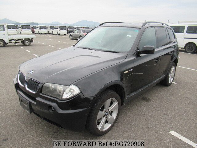 Used 2004 BMW X3 BG720908 for Sale