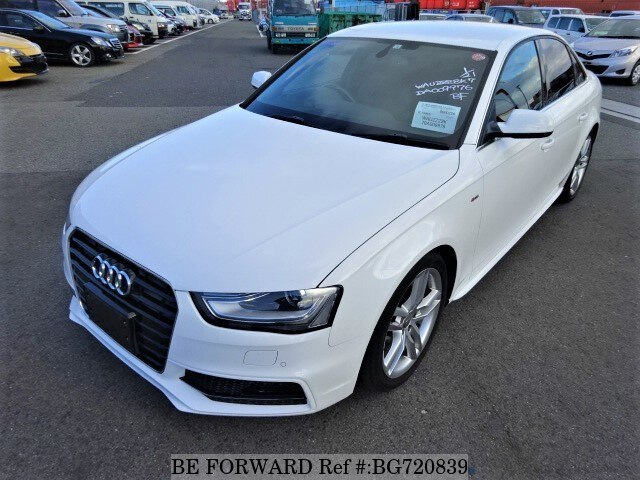 Used 2012 AUDI A4 BG720839 for Sale