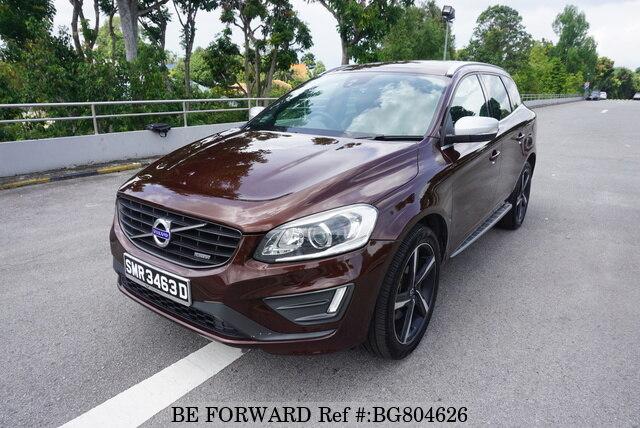 Used 2014 Volvo Xc60 T5 R Design Smr3463d For Sale Bg804626 Be Forward