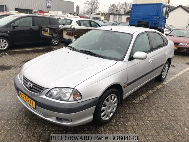 Used 2001 TOYOTA AVENSIS BG804643 for Sale