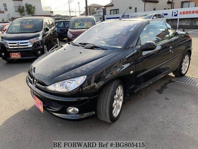 Used 2007 PEUGEOT 206 BG805415 for Sale