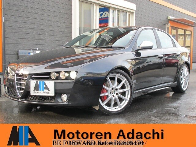Used 2009 ALFA ROMEO 159 BG805470 for Sale