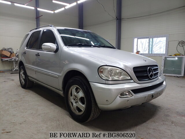 Used 2003 MERCEDES-BENZ M-CLASS/ML270 for Sale BG806520 ...