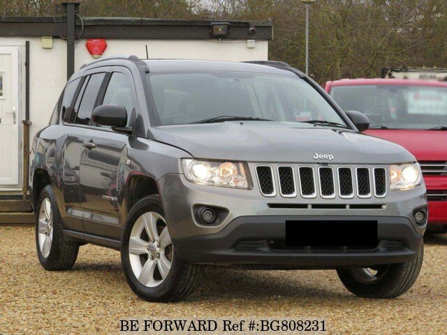 Used 2012 JEEP COMPASS BG808231 for Sale
