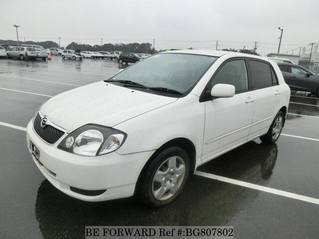 Used Toyota Corolla >> 2001 Toyota Corolla Runx