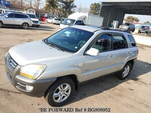 Used 2006 KIA SPORTAGE BG808952 for Sale