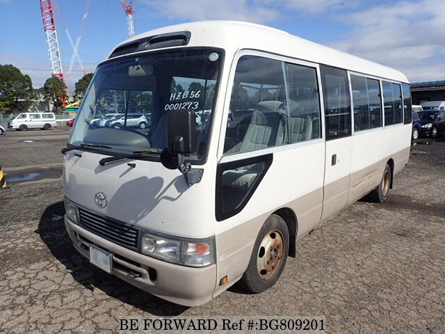 Used 1996 TOYOTA COASTER BG809201 for Sale