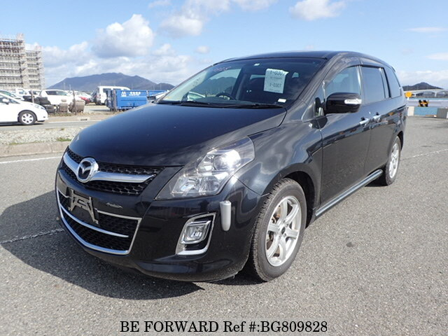 Used 2013 MAZDA MPV BG809828 for Sale