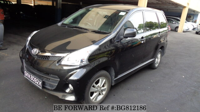 Used 2014 TOYOTA TOYOTA OTHERS BG812186 for Sale
