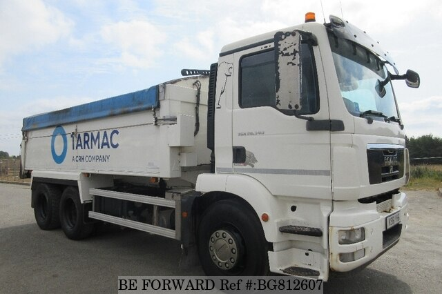 Used 2012 MAN TGS BG812607 for Sale