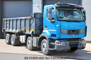 Used 2014 RENAULT PREMIUM BG812616 for Sale