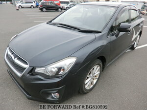 Used 2012 SUBARU IMPREZA G4 BG810592 for Sale