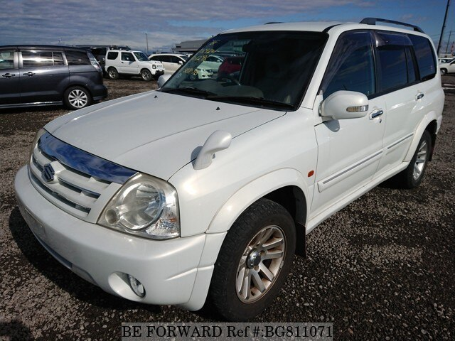 Used 2004 SUZUKI GRAND ESCUDO BG811071 for Sale