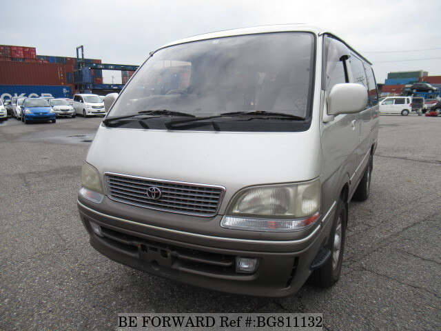 Used 1997 TOYOTA HIACE WAGON BG811132 for Sale