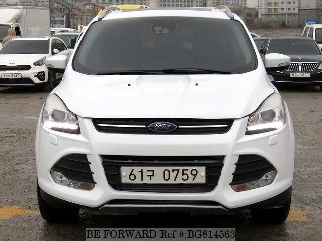 Used 2016 FORD KUGA BG814563 for Sale