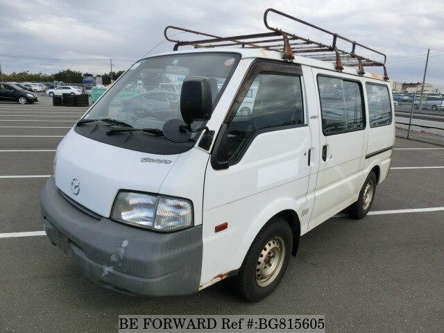 Used 2011 MAZDA BONGO VAN DX/ABF-SKP2M for Sale BG815605 ...