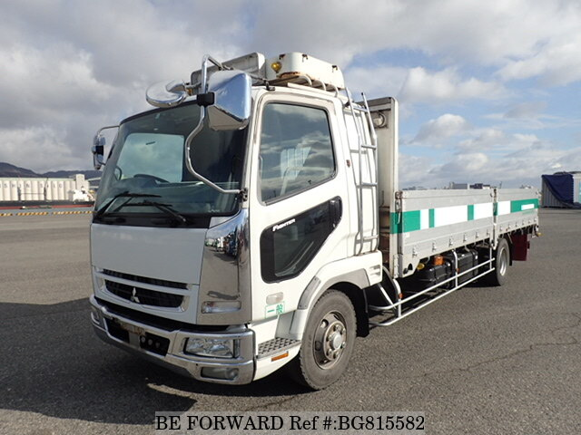 Used 2006 MITSUBISHI FIGHTER BG815582 for Sale