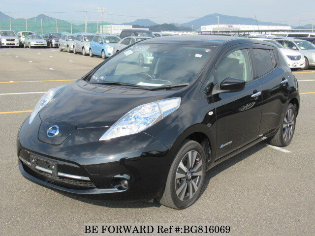 Used 2017 NISSAN LEAF BG816069 for Sale