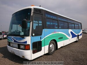 Used 1990 MITSUBISHI AERO BUS BG818902 for Sale