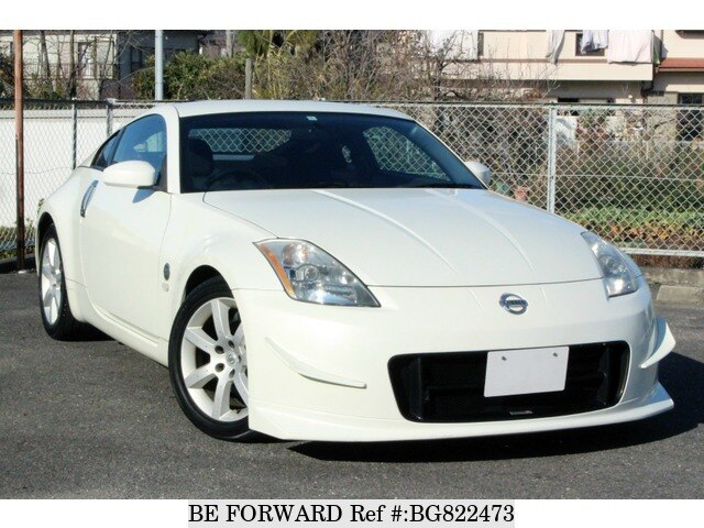 Used 2004 NISSAN FAIRLADY BG822473 for Sale