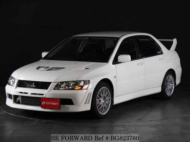 Used 2001 MITSUBISHI LANCER EVOLUTION BG823760 for Sale