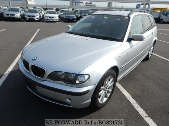 Used 2004 BMW 3 SERIES BG821725 for Sale