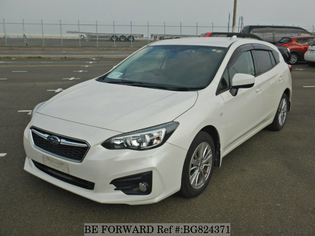 Used 2017 SUBARU IMPREZA SPORTS BG824371 for Sale