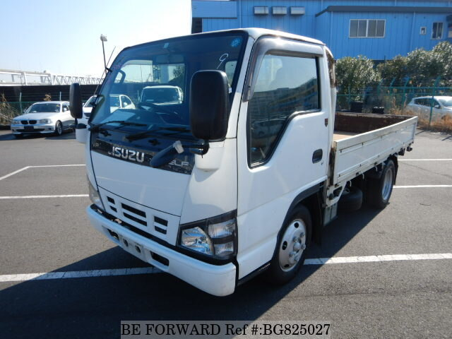 Used 2006 ISUZU ELF TRUCK BG825027 for Sale