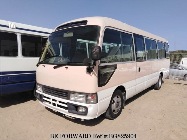 Used 2002 TOYOTA COASTER BG825904 for Sale
