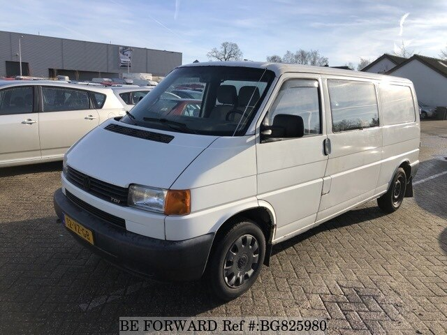 Used 2000 VOLKSWAGEN TRANSPORTER BG825980 for Sale