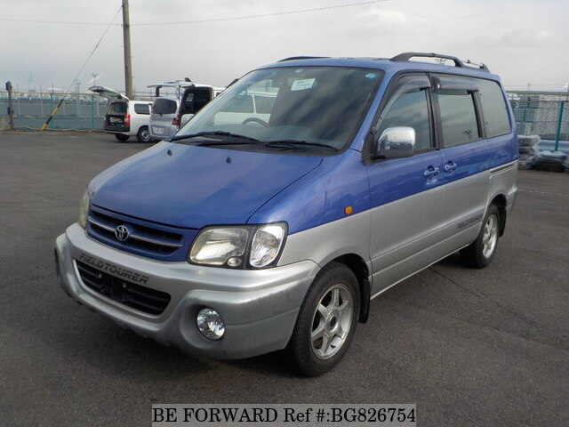 Used 1999 TOYOTA TOWNACE NOAH BG826754 for Sale