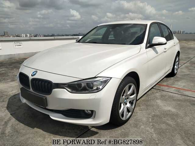 Used 2015 BMW 3 SERIES BG827898 for Sale