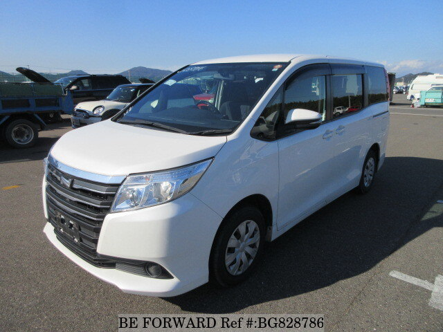Used 2014 TOYOTA NOAH BG828786 for Sale