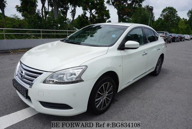 Used 2014 Nissan Sylphy Cvt 2wd Skp4753u For Sale Bg834108 Be Forward